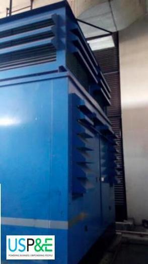 1.72 MW 2011 Used Perkins DGBR6014 Diesel Generator Sets