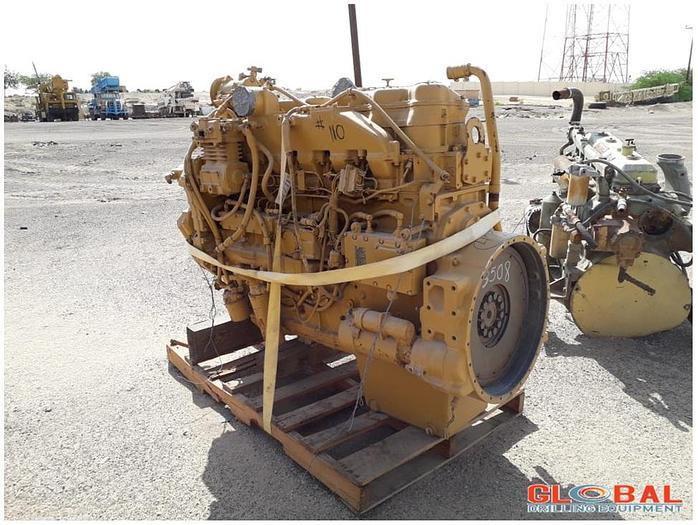 Used Item 0590 : Caterpillar 3406B Diesel Engine