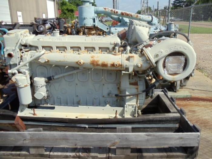 Used Detroit 6-71T