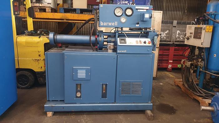 Used Barwell Extruder