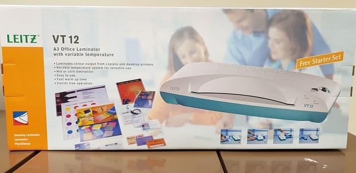 LEITZ A3 Office Desktop Pouch Laminator VT12