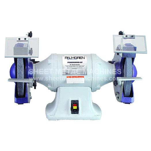 PALMGREN POWERGRIND-XP Bench Grinder with Dust Collection (3 PH) 9682076