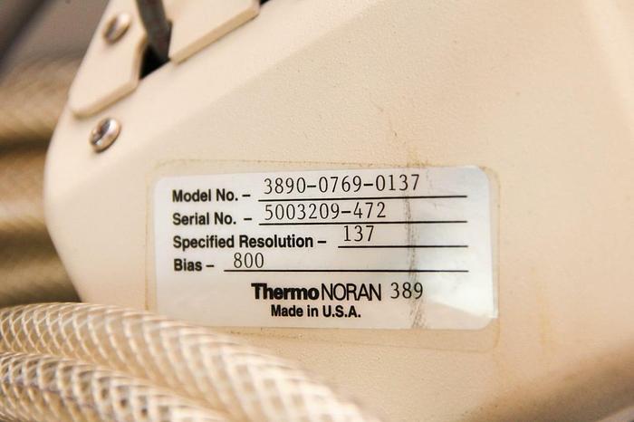 Used Kevex Sigma SuperDry 4601B Ion Control Pump 4855 Digital Beam Thermo Noran (6420