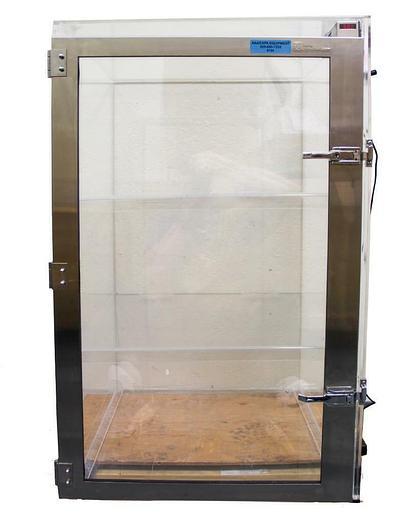 Used Terra Universal 1911-28 Smart Desiccator & 1911-30A Humidity Module (8104)W