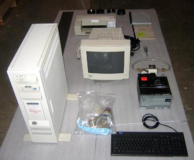 Used Rigaku 3700H X-RAY Spectrometer