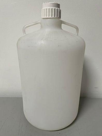 Used 45L Thermo Scientific Heavy-Duty Vacuum Carboy w/ Handle