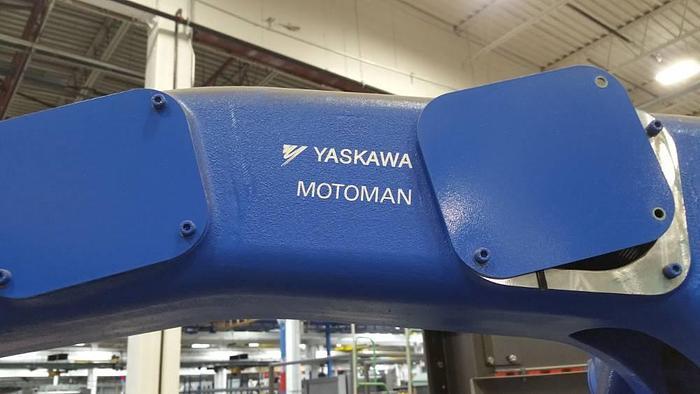 Robot Arm - Yaskawa Motoman - MPK50