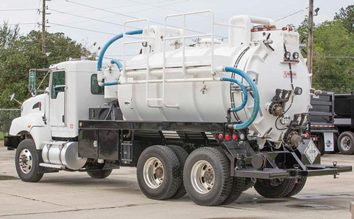 2010 Kenworth T470 Vac Truck