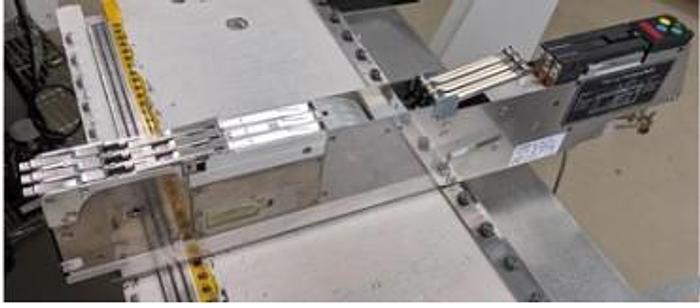 Siemens / ASM   Siplace Triple Track Silver EA1 00141098-07 Feeders 3X 8mm