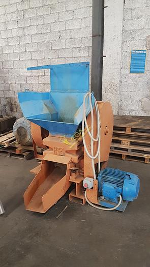 Used Jaw crusher MEM mod. R 33