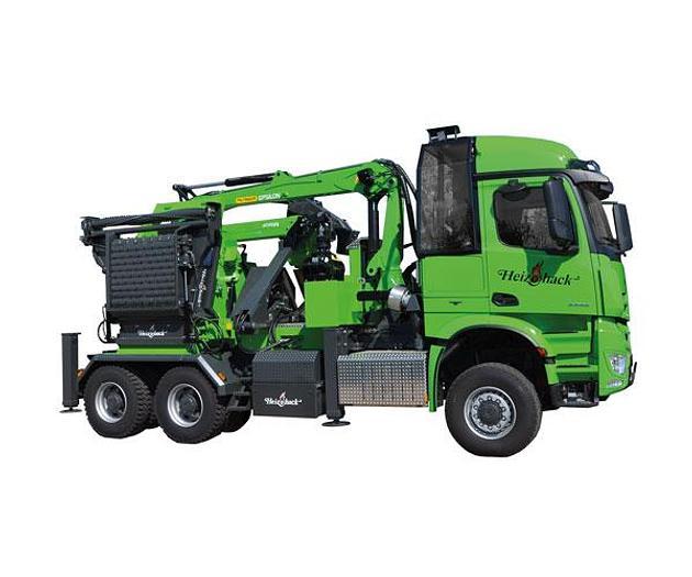 HM 14-860 KL Chip Truck