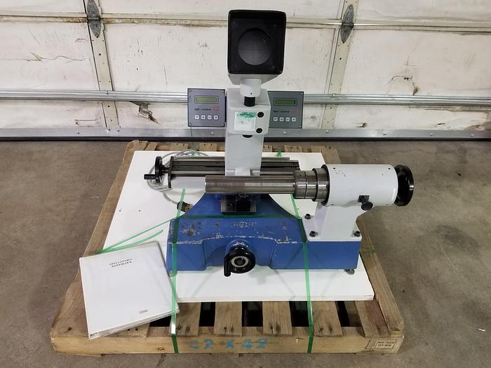 Used Weinig OCMS Opticontrol Optical Comparator