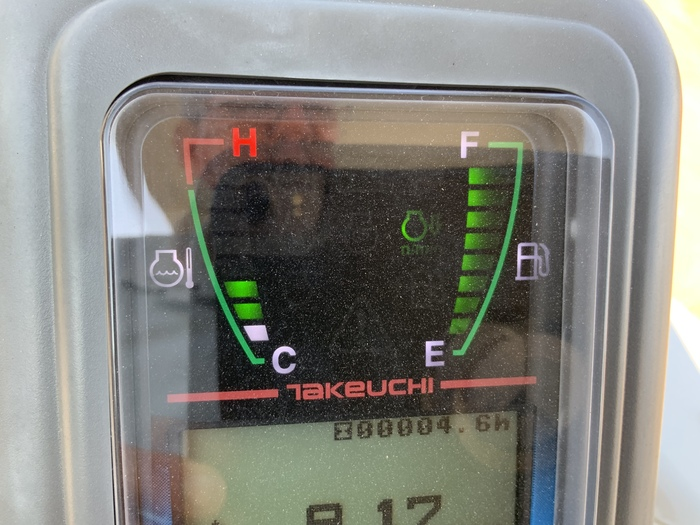 2019 Takeuchi TB230