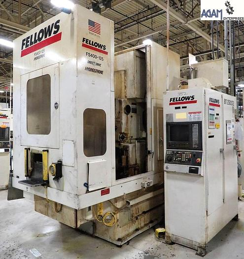 Used Fellows HydroStroke FS400-125 CNC (2000)