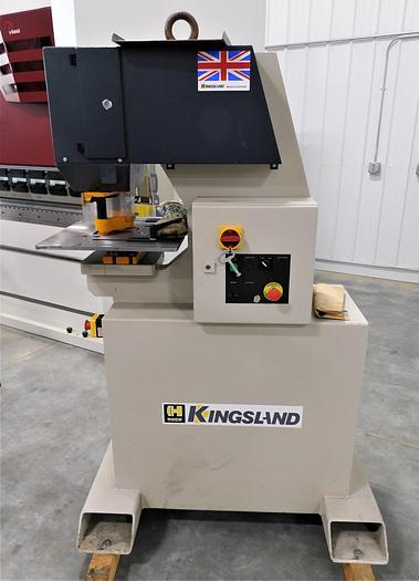 Used 2018 Kingsland 50 Ton Hydraulic Single End Punch 50P