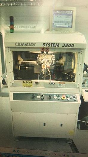 Used Camalot Dispenser 3800 x2 sets