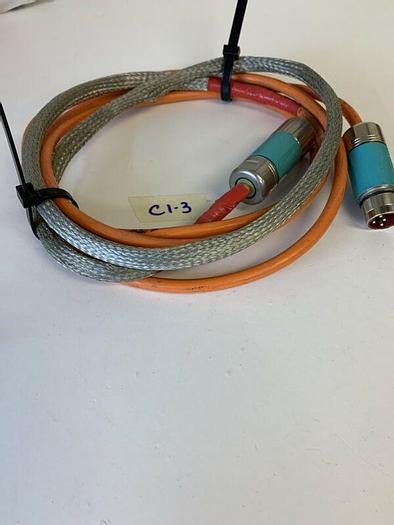 Used Siemens  Cable Assembly *USED* Part Number-??