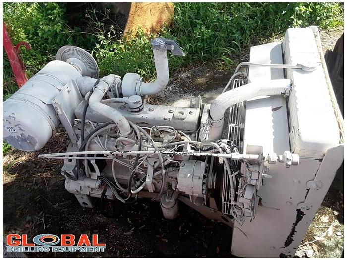 Used Item 0790 : Cummins 6-TCA Diesel Engine