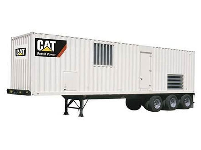 Used 1.25 MW Used Caterpillar XQ1250G Natural Gas Generator