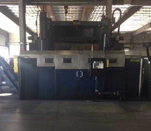 Used 2010 Large Capacity CNC VTL