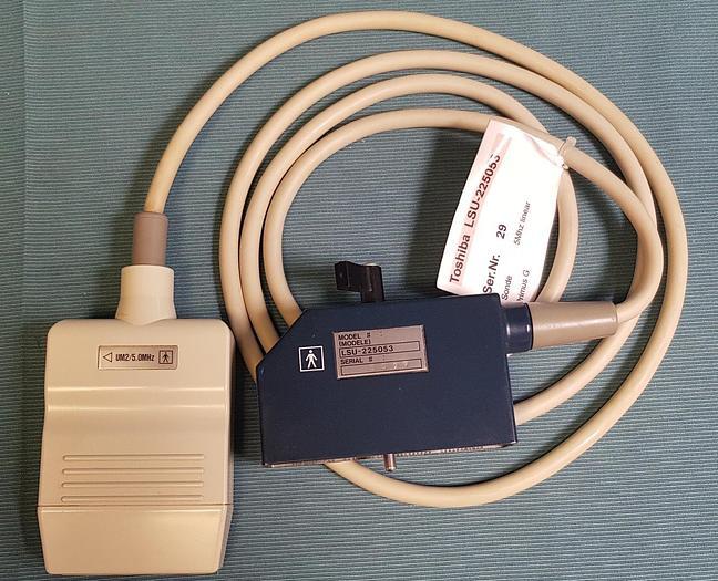 Gebraucht Toshiba LSU-225053 linearsonde