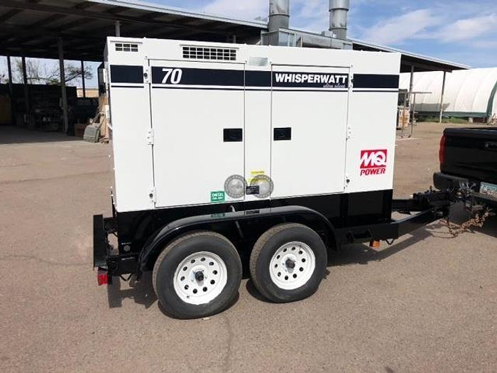 2006 MULTIQUIP WHISPERWATT DCA70USI