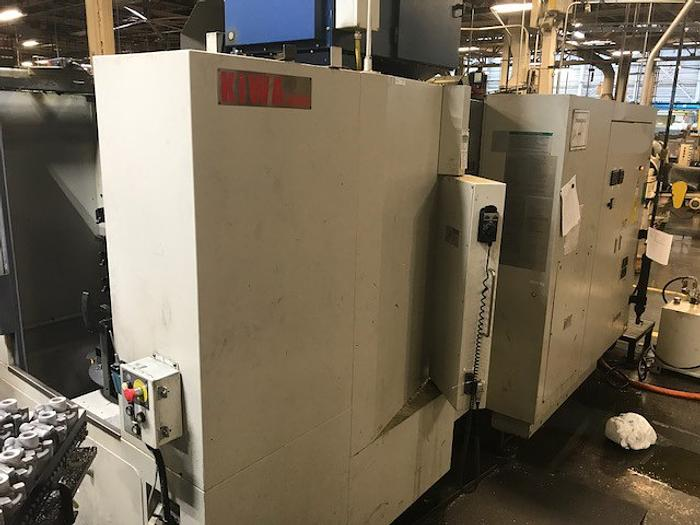 KIWA KH-45 4 Axis Horizontal Machining Center