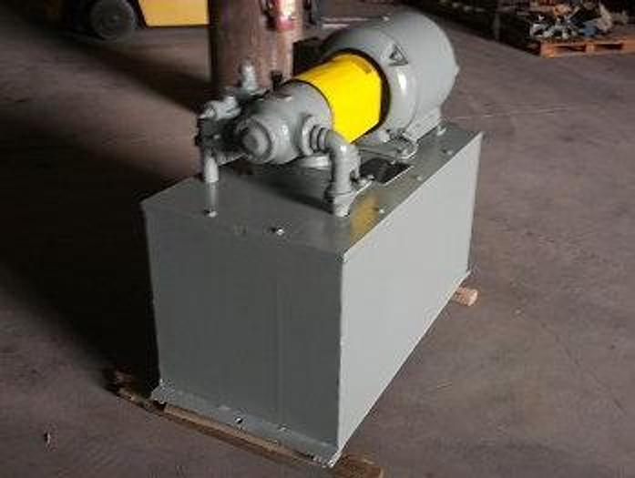 Used 15 HP Vickers Hydraulic System; 110 gal Tank