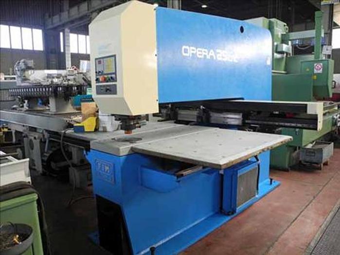 Usata Punzonatrice oleodinamica a cnc FIM OPERA 25 CNC