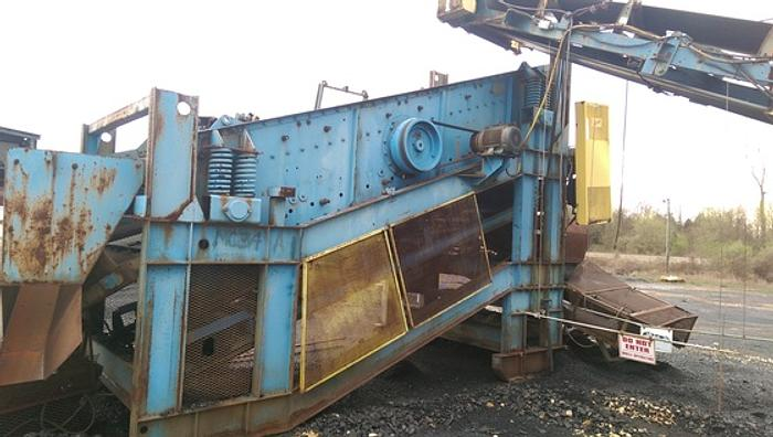 HARTMAN FABCO Portable Coal Crushing Plant