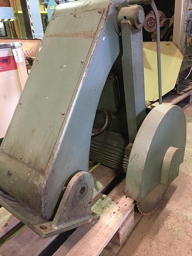 Used Waco, Circular saw