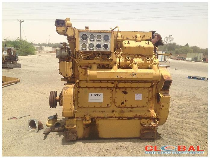 Used Item 0612 : Caterpillar D379 Engine