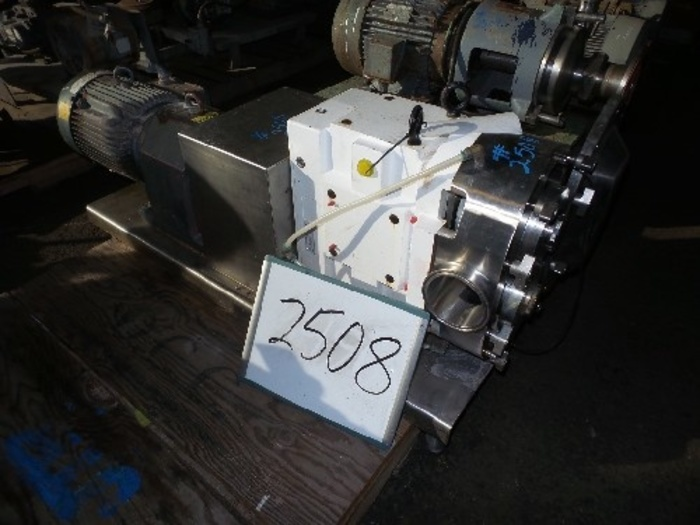 Ampco 4'' Positive Displacement Pump #2508