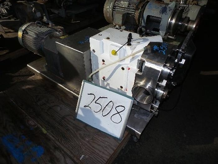 Used Ampco 4'' Positive Displacement Pump