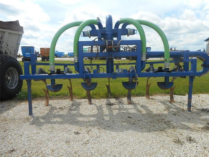 Used CUSTOM MADE 13 Manure Injection System