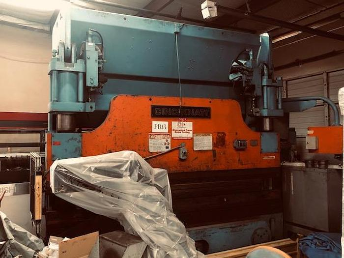 Cincinnati 175 Ton - 8' Hydraulic Brake Press