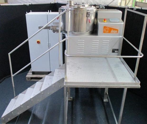 Used A 14643 D - Mixer / Granulator LÖDIGE MGT 250 G.1MZ