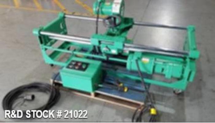 Used Roskamp 28x62 Roll Grinder