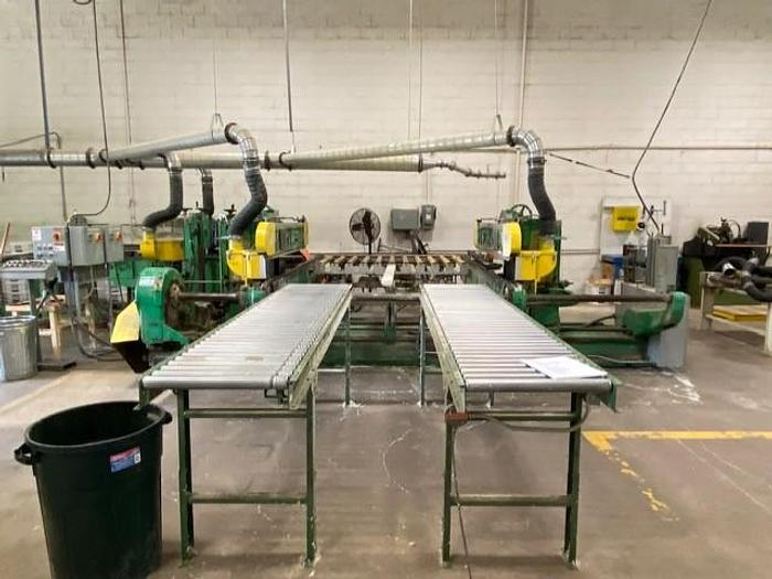 Used Greenlee/Mereen-Johnson Double End Tenoner