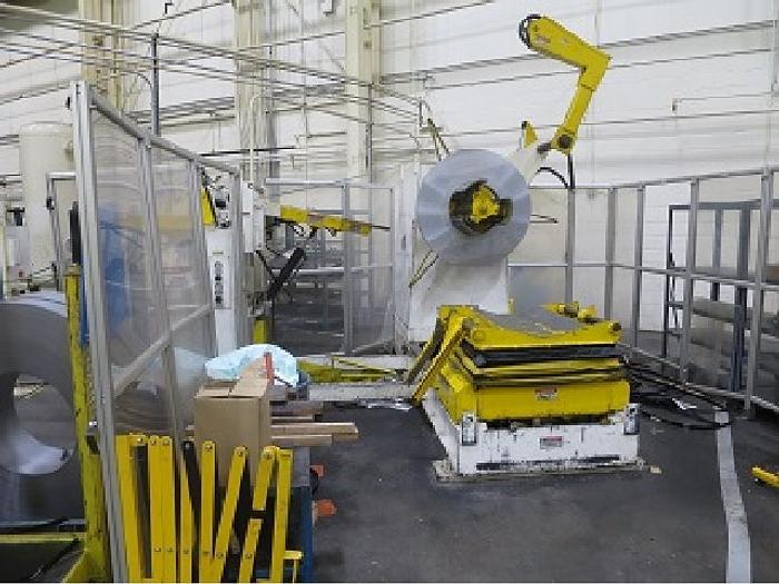 "400 ton Brown & Boggs 120""x54"" SSDC Stamping Press"