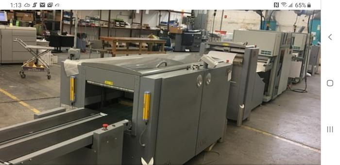 Used Lasermax Cut systems