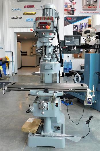 NEW ACER E-mill Vertical Milling Machine 3VS-II
