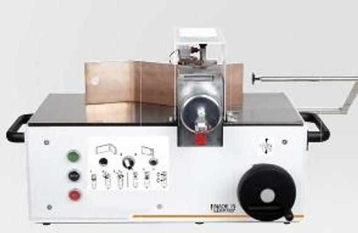 Alfra GmbH Busbar Bending/Punching Unit w. Bending Die, Angle Reader