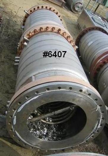 Used ROBEN GLASS LINED COLUMN – 24 IN. X 25 FT. – 300 PSI/400 Deg. F