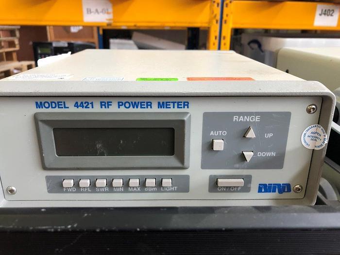 BIRD 4421 RF Power Meter