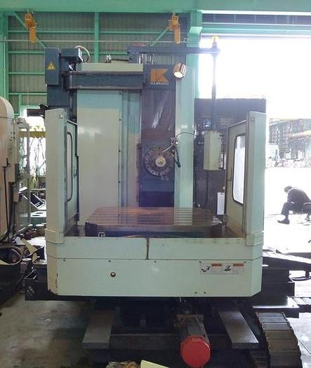 Used USED KURAKI KBM-11A HORIZONTAL BORING MACHINE