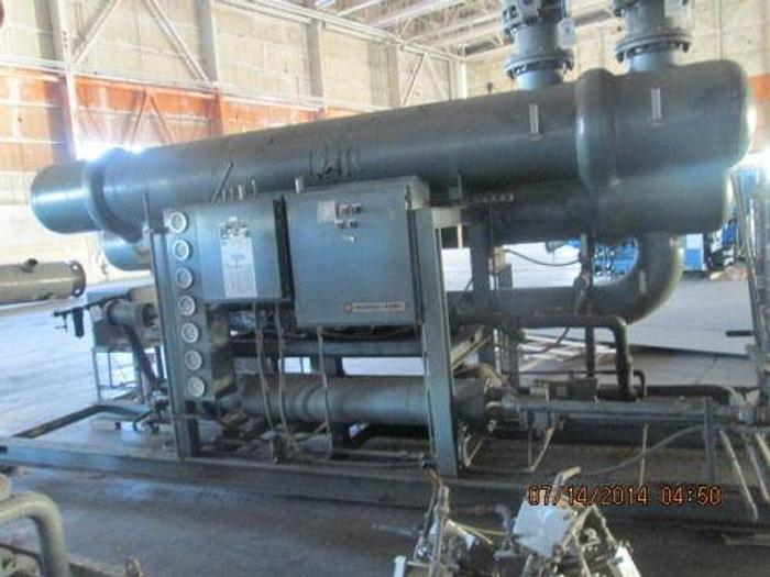 INGERSOLL-RAND MODEL R40A/600790TFSP AIR CHILLER / DRYER FOR 1000 HP COMPRESSOR