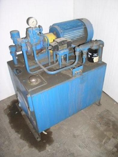 Used 10 HP AIR DRAULICS Hydraulic System; 15 gpm; 2000 psi; 50 gal Tank