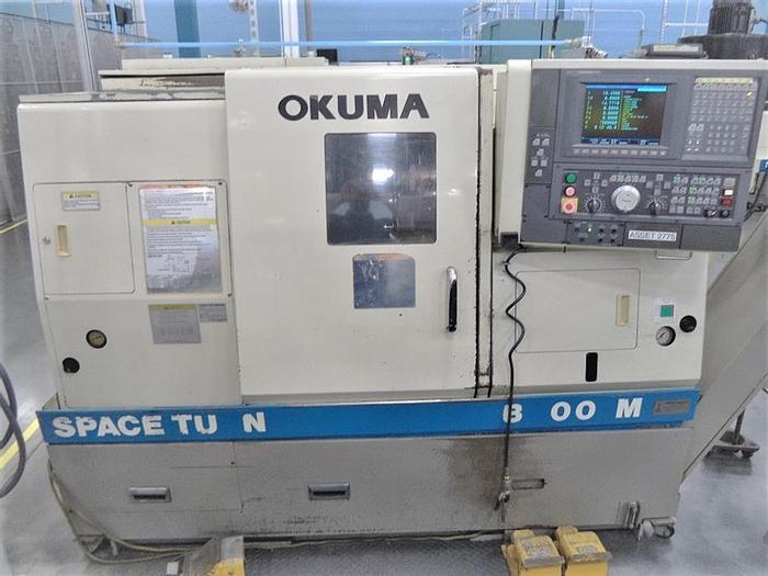 Used 1998 Okuma Space Turn LB300-M