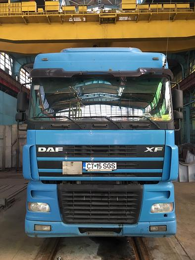 2004 DAF 95 XF 430 EURO 3 MANUAL